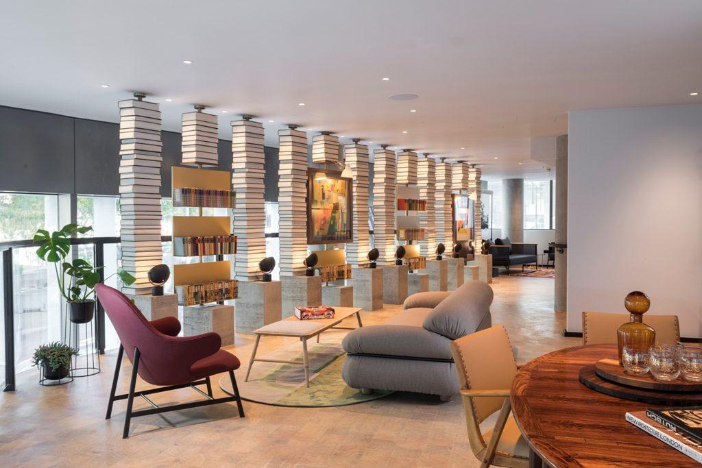 Bankside-Mezzanine-1024x683 Bankside, il nuovo hotel londinese Autograph