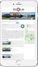 Smarthone-itinerario-150x264 Ololai, la community viaggi fai da te