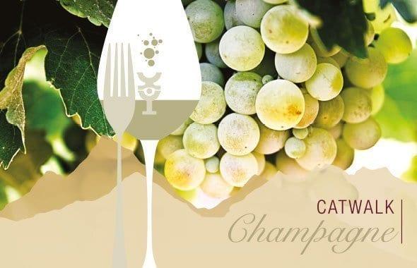 catwalk_champagne Merano WineFestival, regno enogastronomico