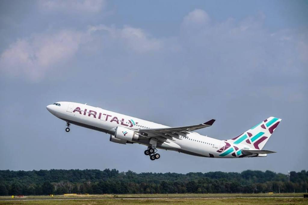 A330-Milano-dec-2018 Air Italy, volo diretto Milano-Toronto