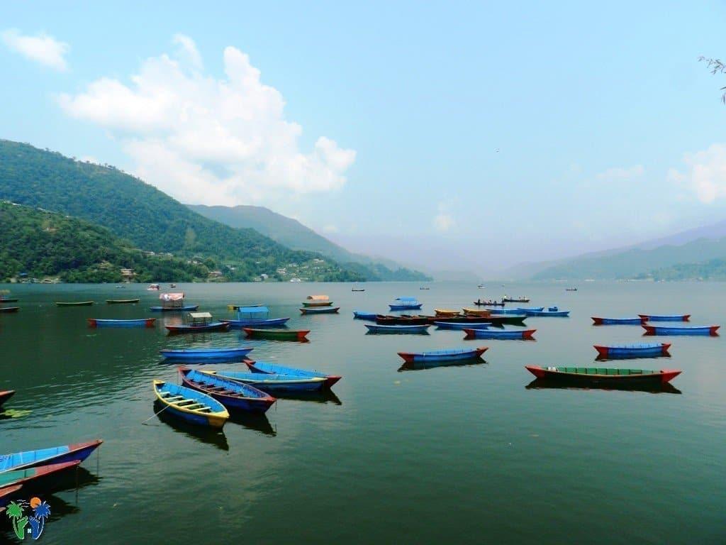 DSCN9149 Pokhara, incantevole perla sul lago