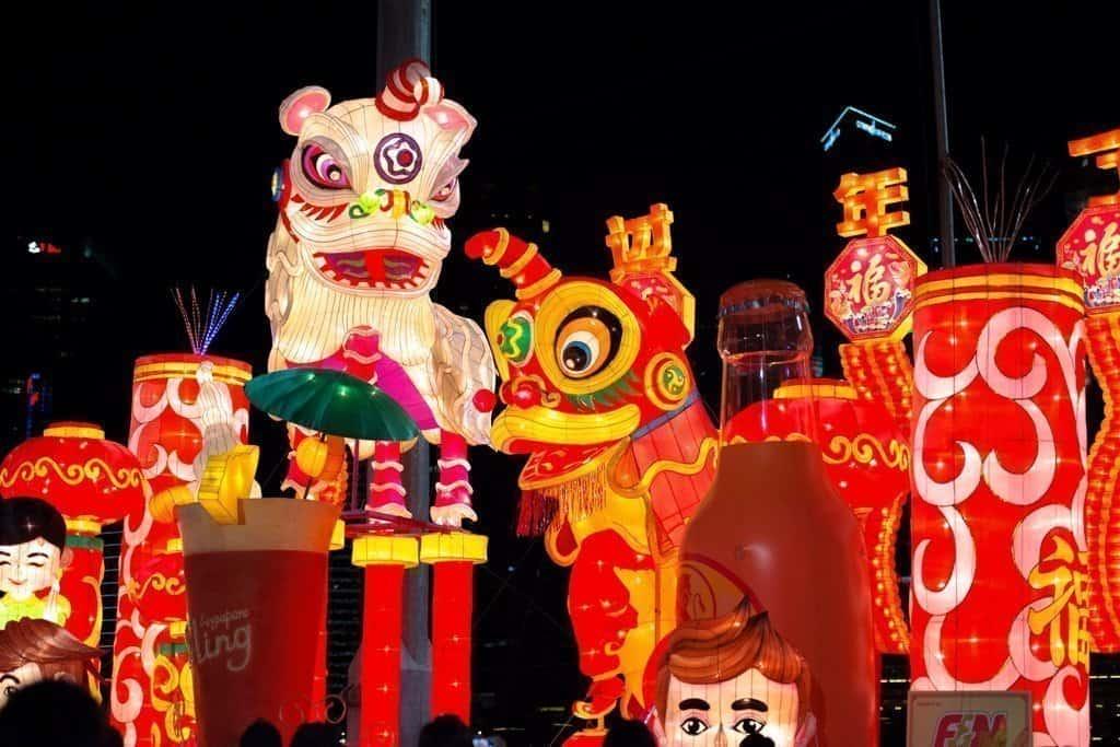 Capodanno-Cinese-2 L'anno del Maiale si festeggia a Singapore