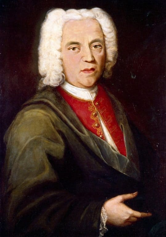 Johann-Maria-Farina-the-inventor-1685-1766 Colonia, la Germania profumata