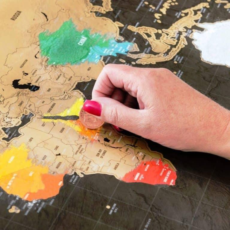 mappa-del-mondo-da-grattare-deluxe Viaggiamocela, il nuovo logo