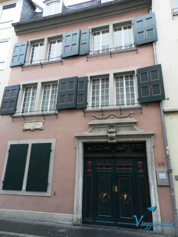 Casa natale di Ludwig van Beethoven