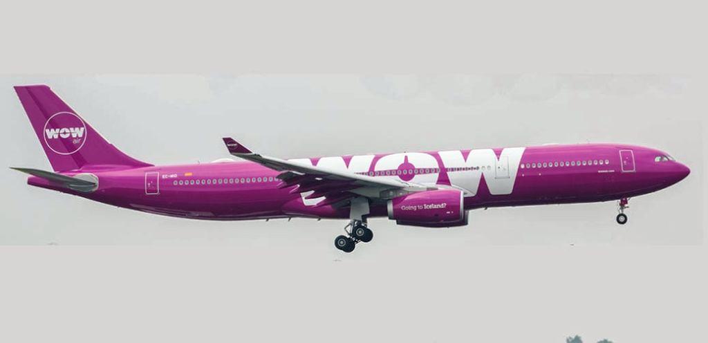 Airbus A330 WOW Air