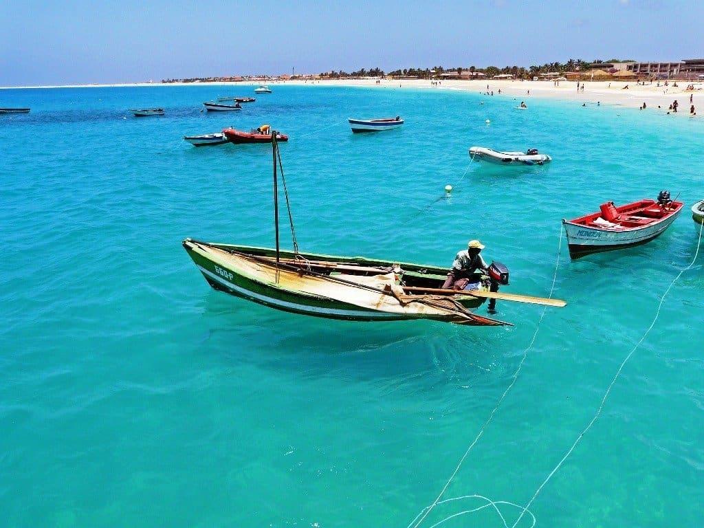 Pescatori di Capo Verde