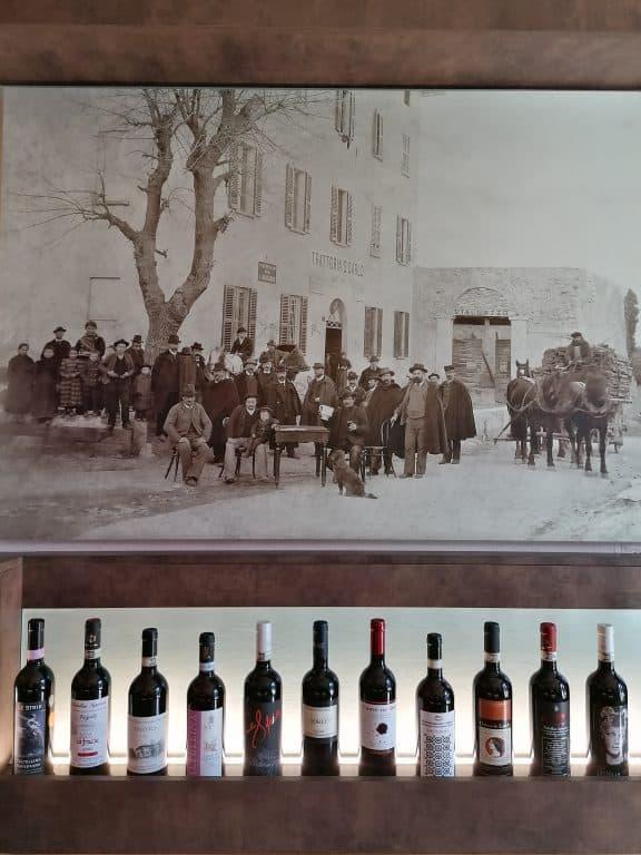 Immagine storica del ristorante