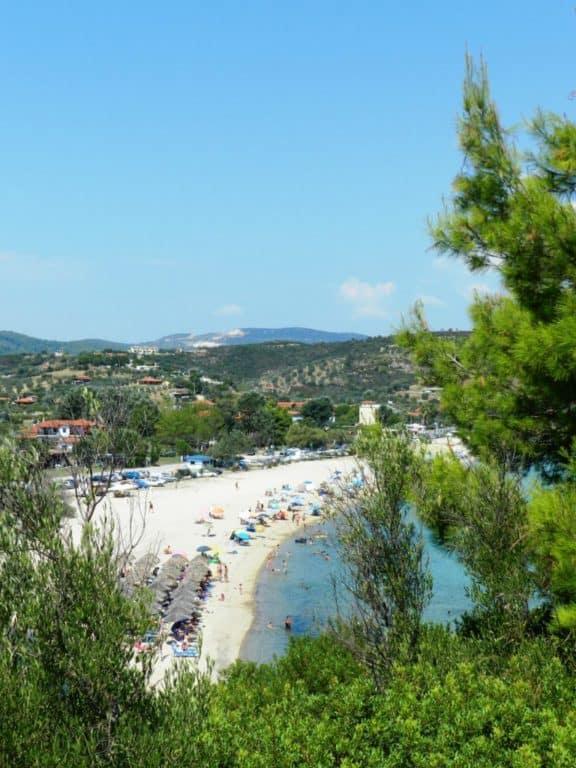 Spiaggie di Sithonia