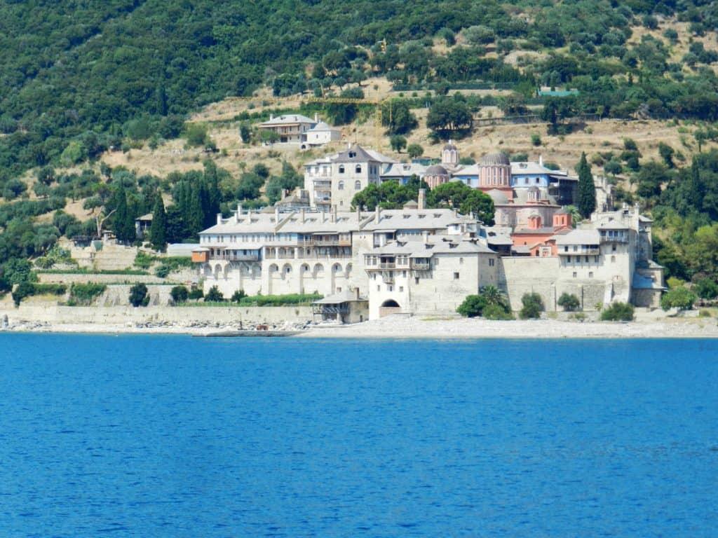 Monastero di Xenophontos