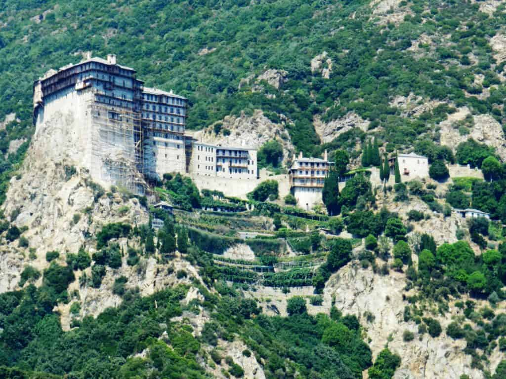 Monastero di Simonos Petras