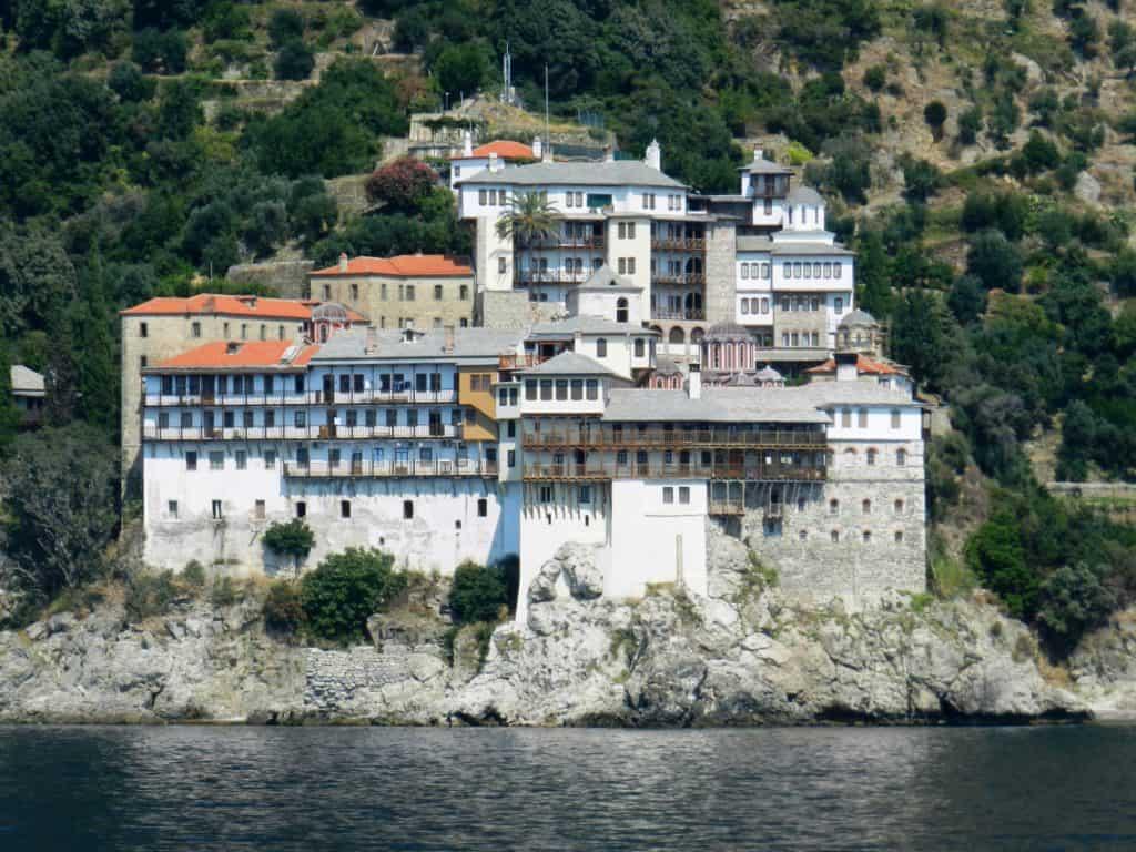 Monastero di Osiou Grigoriou