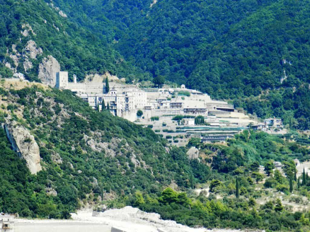Monastero di Aghios Pavlos