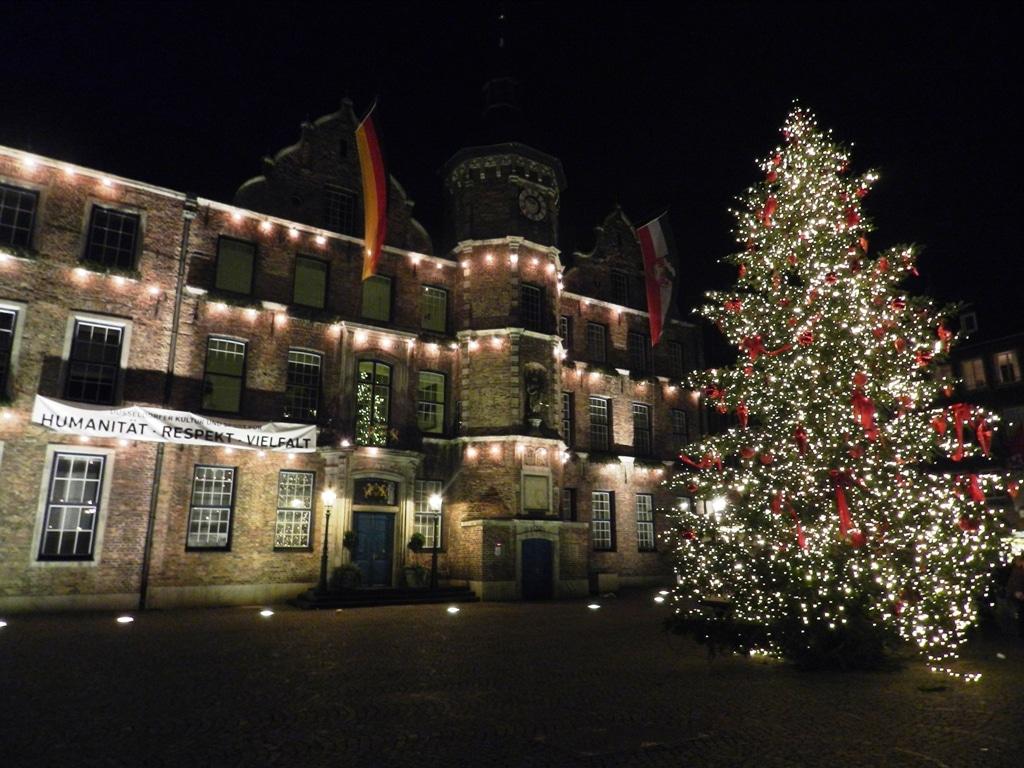 Rathaus di Dusseldorf
